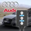 Boîtier additionnel PedalBox pour Audi - A8 (4E_) 2002-2010 - 3.0 TDI quattro, 233PS/171kW, 2967ccm