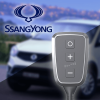 Boîtier additionnel PedalBox+ pour Ssangyong - ACTYON I 2005-... - 2.0 Xdi, 141PS/104kW, 1998ccm