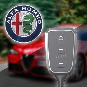 Boîtier additionnel PedalBox+ pour Alfa Romeo - 145 (930_) 1994-2001 - 1.6 16V T.S. (930.A2C), 112PS/82kW, 1598ccm