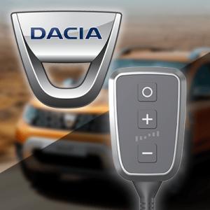 Boîtier additionnel PedalBox+ pour Dacia - DOKKER 2012-... - 1.5 dCi, 90PS/66kW, 1461ccm