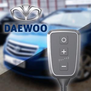 Boîtier additionnel PedalBox+ pour Daewoo - KALOS (KLAS) 2002-... - 1.4 16V, 94PS/69kW, 1399ccm