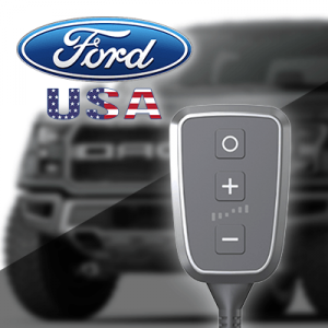 Boîtier additionnel PedalBox+ pour Ford Usa - EDGE 2014-... - 2.0 TDCi Bi-Turbo AWD, 210PS/154kW, 1997ccm