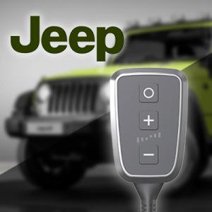 Boîtier additionnel PedalBox+ pour Jeep - CHEROKEE (KJ) 2001-2008 - 2.5 CRD 4x4, 143PS/105kW, 2499ccm