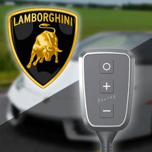 Boîtier additionnel PedalBox+ pour Lamborghini - GALLARDO 2003-... - 5.0, 510PS/375kW, 4961ccm