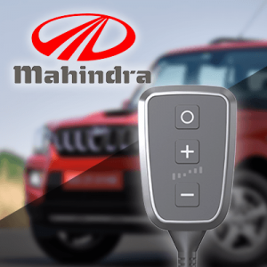 Boîtier additionnel PedalBox+ pour Mahindra - SCORPIO 2006-... - 2.6 Turbodiesel I4, 115PS/85kW, 2609ccm