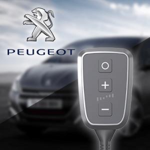 Boîtier additionnel PedalBox+ pour Peugeot - 1007 (KM_) 2005-... - 1.6 HDi, 109PS/80kW, 1560ccm