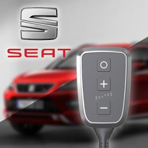 Boîtier additionnel PedalBox+ pour Seat - ALHAMBRA (710, 711) 2010-... - 2.0 TDI, 184PS/135kW, 1968ccm