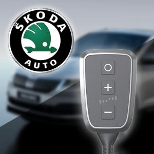 Boîtier additionnel PedalBox+ pour Skoda - CITIGO 2011-... - 1.0, 75PS/55kW, 999ccm