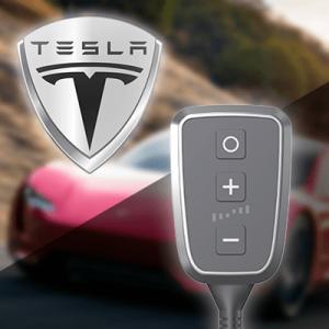 Boîtier additionnel PedalBox+ pour Tesla - MODEL S 2012-... - 70, 388PS/285kW, 0ccm