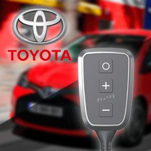 Boîtier additionnel PedalBox+ pour Toyota - AURIS (_E15_) 2006-2012 - 1.4 (ZZE150_), 97PS/71kW, 1398ccm