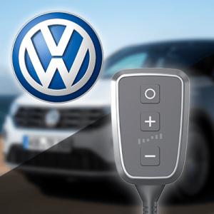 Boîtier additionnel PedalBox+ pour Volkswagen - AMAROK (2H_, S1B) 2010-... - 2.0 BiTDI, 180PS/132kW, 1968ccm