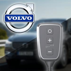 Boîtier additionnel PedalBox+ pour Volvo - C30 2006-2013 - 1.6, 100PS/74kW, 1596ccm
