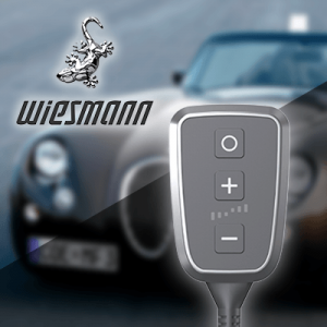 Boîtier additionnel PedalBox+ pour Wiesmann - MF3 Roadster 1996-... - 3.2, 343PS/252kW, 3246ccm