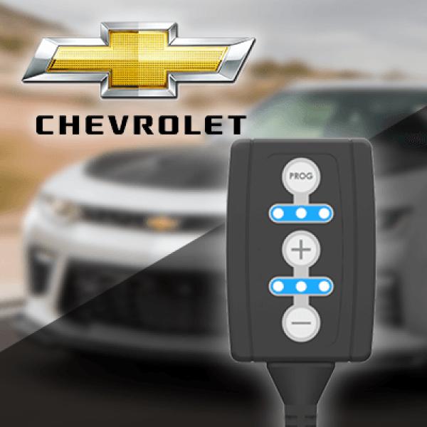 Boîtier additionnel PedalBox pour Chevrolet - TRAX 2012-... - 1.4 AWD, 140PS/103kW, 1364ccm
