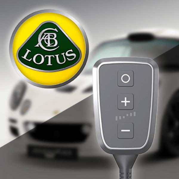 Boîtier additionnel PedalBox+ pour Lotus - EVORA 2009-... - 3.5 V6, 280PS/206kW, 3456ccm