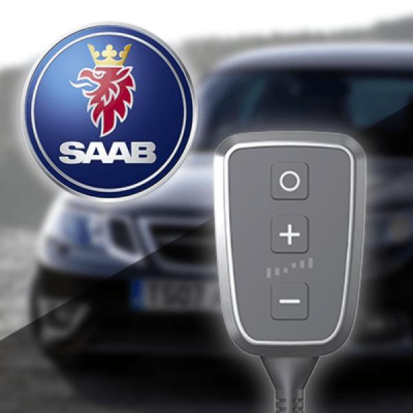 Boîtier additionnel PedalBox+ pour Saab - 9-3 (YS3D) 1998-2003 - 2.2 TiD, 115PS/85kW, 2171ccm